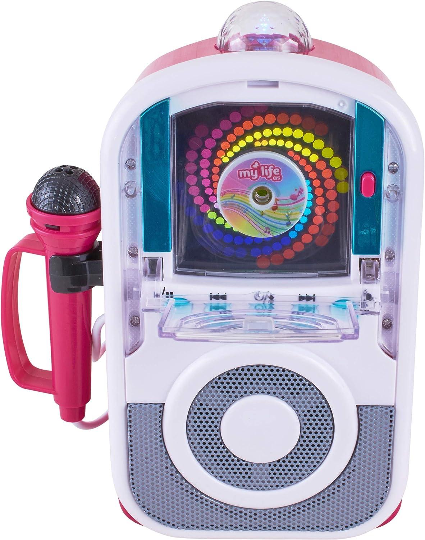 "My Life as 18/"" Doll 4 Piece Bluetooth Karaoke Machine Set"