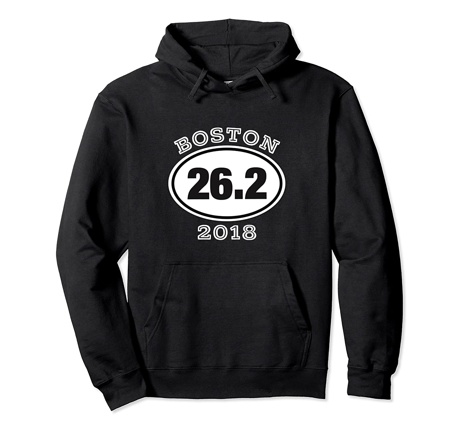 2018 Boston 26.2 Running Shirt - Hoodie-TH