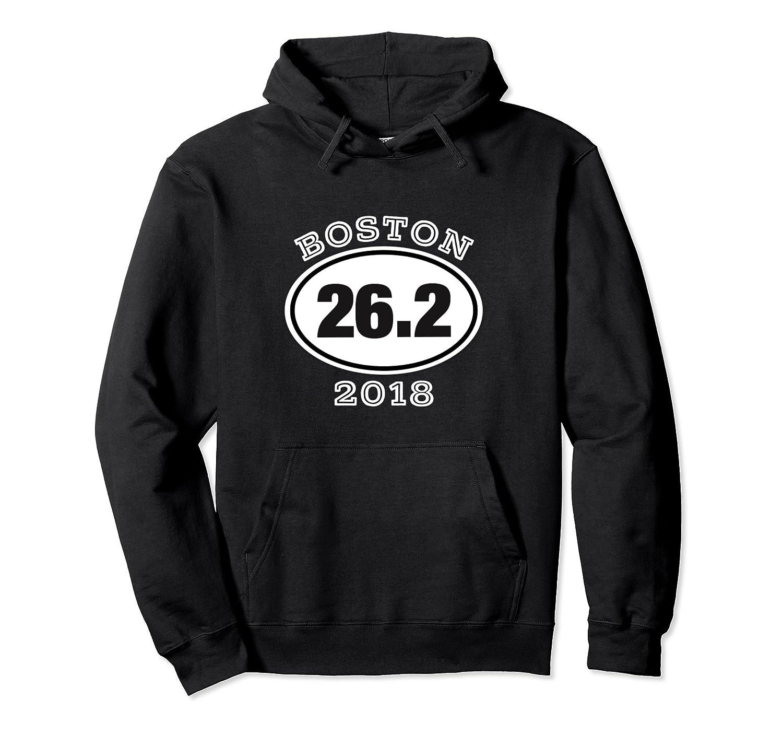 2018 Boston 26.2 Running Shirt - Hoodie-ah my shirt one gift