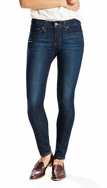 Amazon.com: Levi s Mujer 711 Skinny Jean, 33 cintura x 32 ...