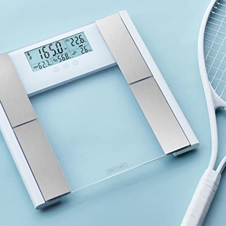 Amazon.com: Vanity Planet Work it | Digital Scale & Body Analyzer (Body Composition Scale): Health & Personal Care