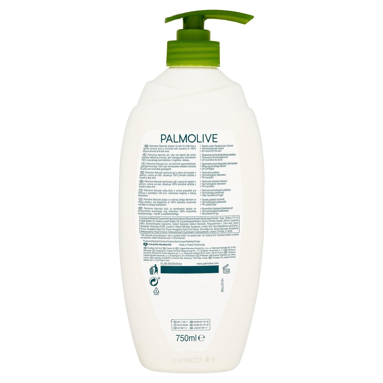 Palmolive Naturals Shower And Bath Gel For Kids 750 Ml Colgate Tr01011a