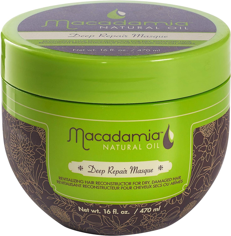 Macadamia Mascarilla Capilar - 470 ml