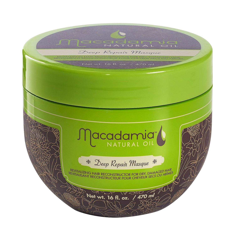 Macadamia Oil Deep Repair Masque, 16 Ounce
