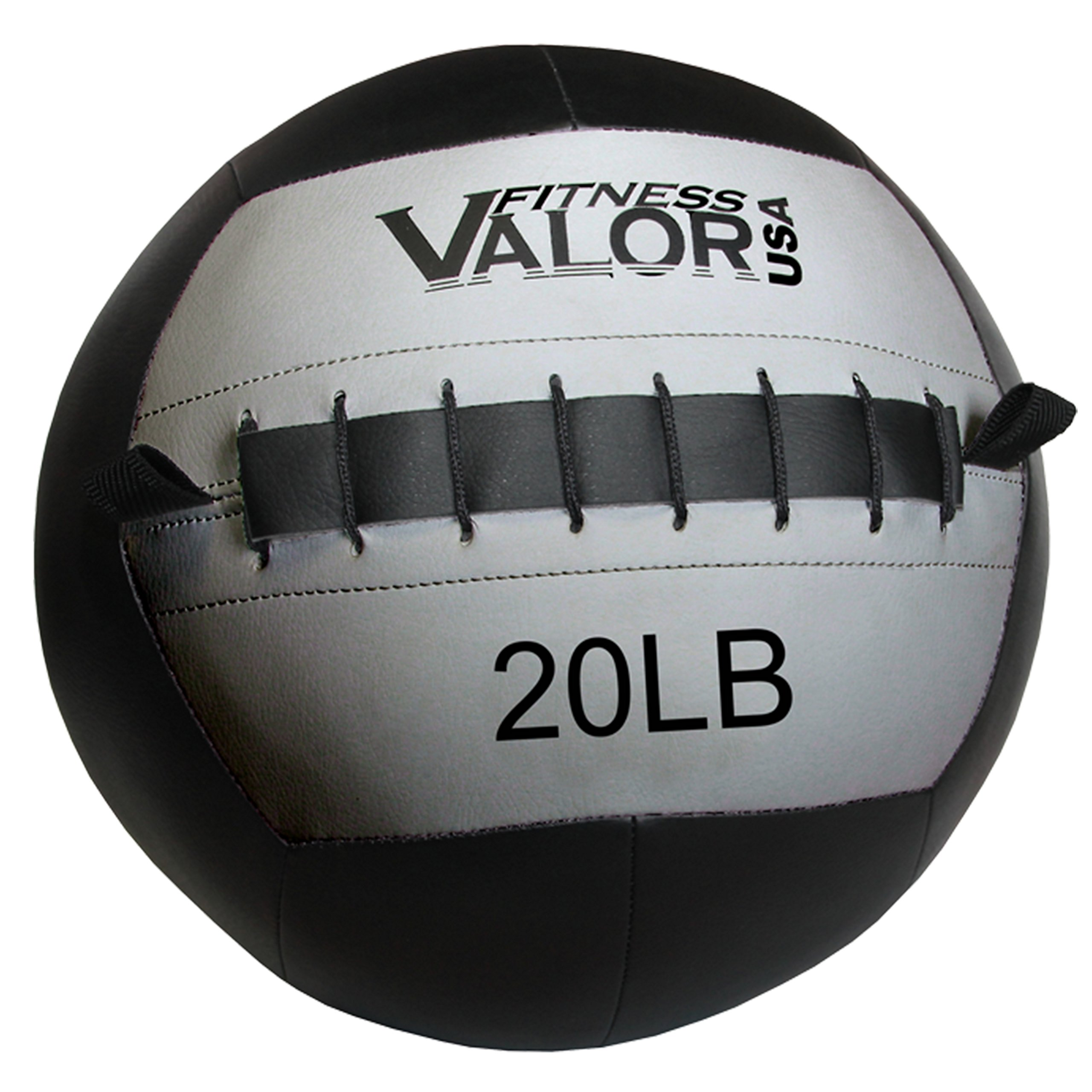 Valor Fitness WB-20 Wall Ball, 20 Lb by Valor Fitness