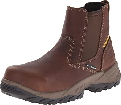 Veneer Waterproof Comp Toe Work Boot