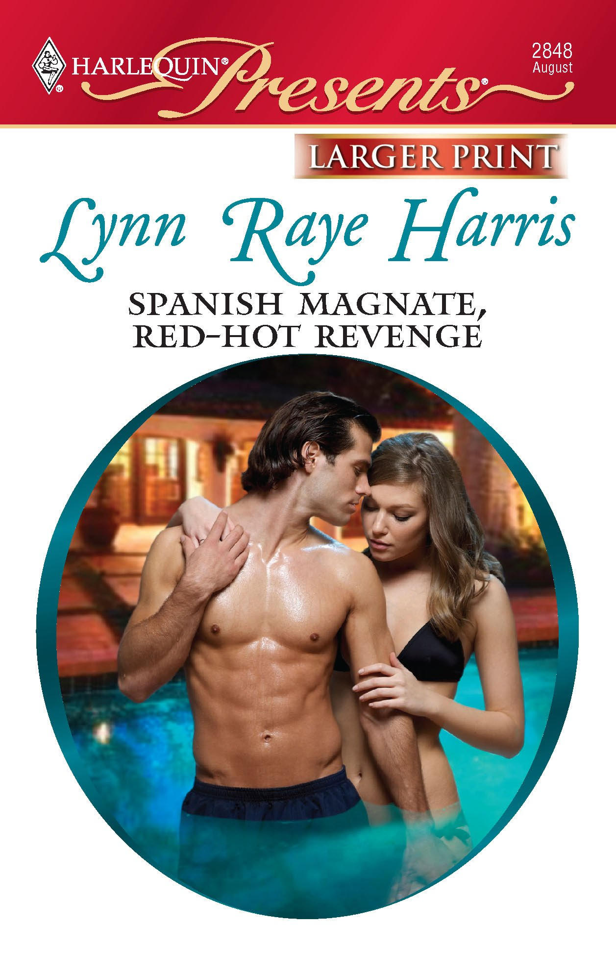Spanish Magnate, Red-Hot Revenge ebook