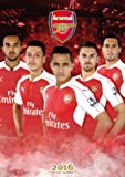 The Official Arsenal 2016 A3 Calendar (Calendar 2016)