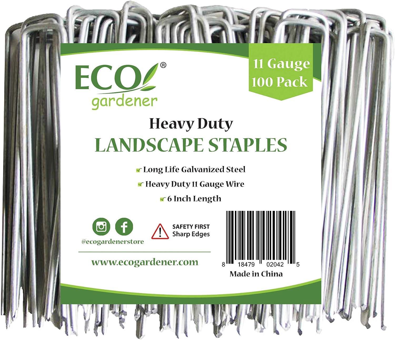 DO-IT Heavy Duty Fiber Weed gardes FG-40HB Noir 50 pieces