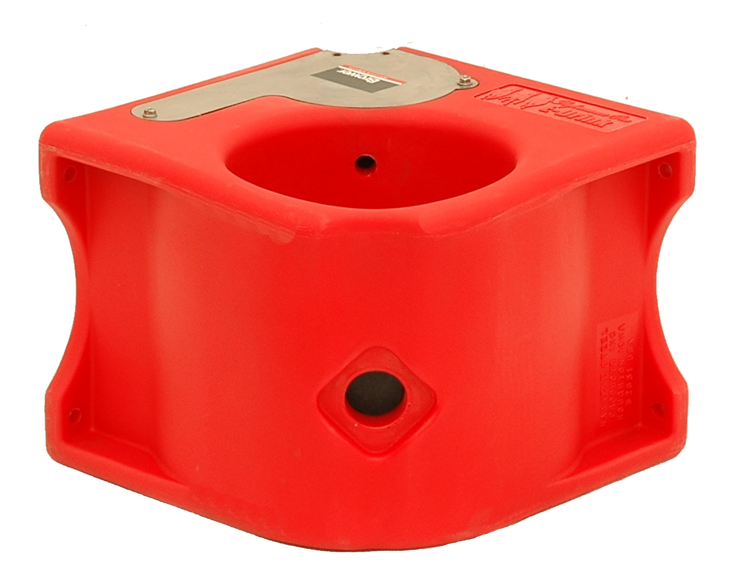 Brower MPO1RN Performance One Unheated Box Stall Drinker,Red