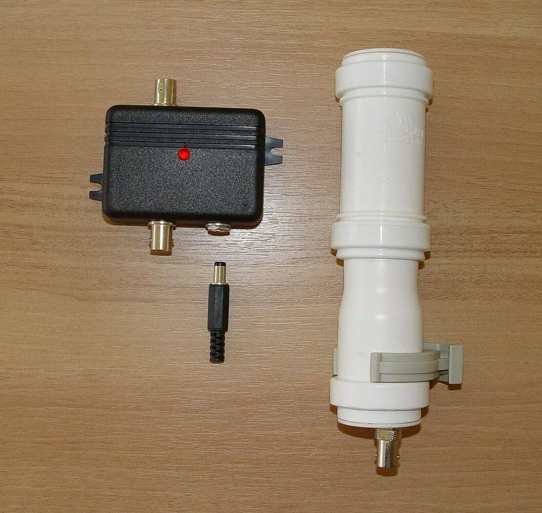 FidgetKute Antena HF Recepción Activa Navtex RTL SDR SWL PMR Ham