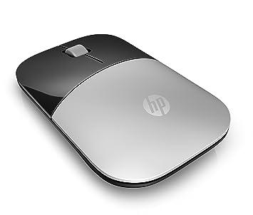 566bcb10fe6 HP X7Q44AA Z3700 Wireless Mouse - Silver: Amazon.co.uk: Computers ...