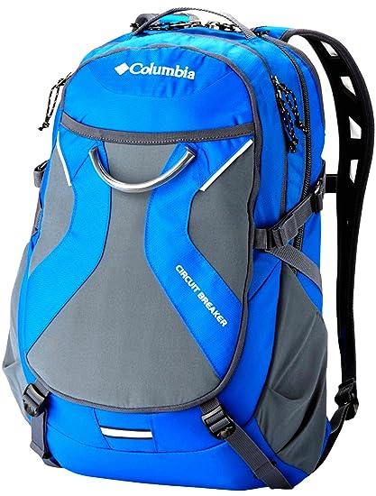 Columbia Mochila con interruptor de circuito, mochila de viaje LAVTOP STUDENT BAG BLUE