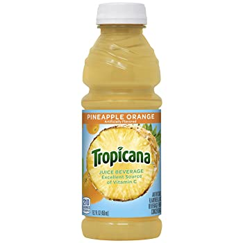 Tropicana Pineapple Orange Juice