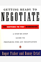 Getting Ready to Negotiate: The Getting to Yes Workbook (Penguin Business) Paperback