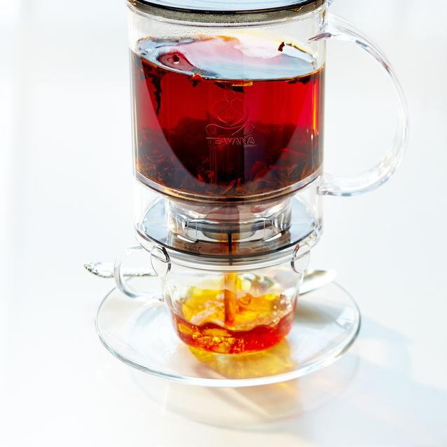 Teavana® Perfectea Maker, 2-cup (16 fl oz) | Starbucks® Store