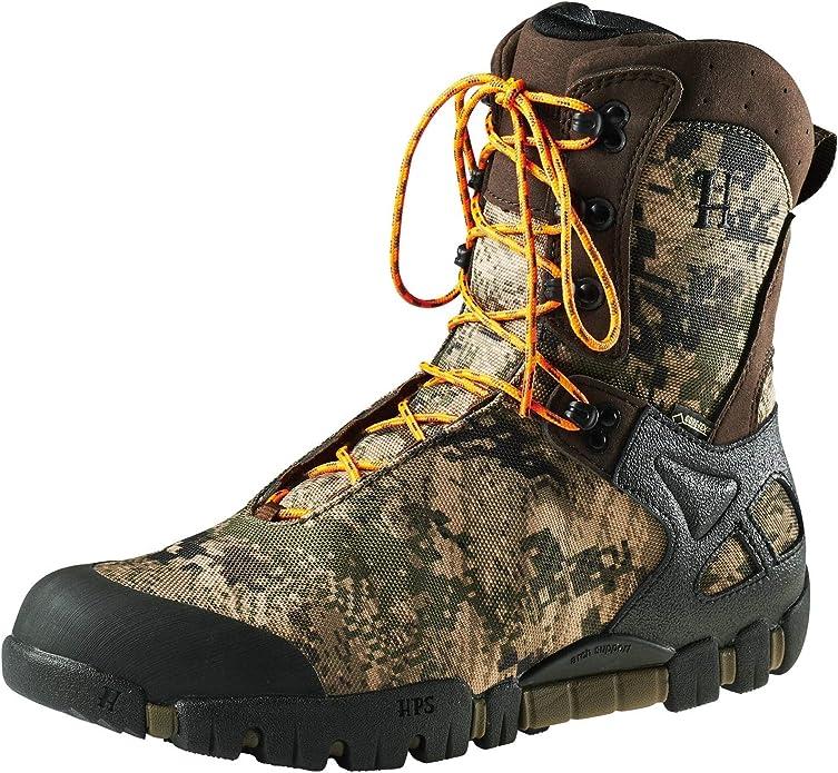 H/ärkila Bottes de chasse Vulpes GTX/® 9 avec doublure GORE-TEX/® et Cordura/® Renfort camouflage