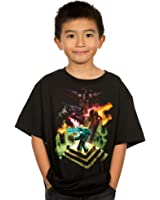 Minecraft Enderdragon Youth Tee