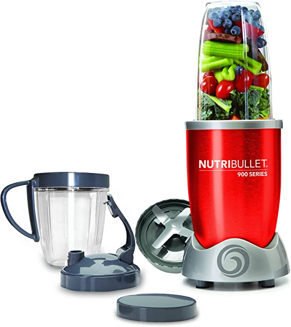 NutriBullet NB90928R Extractor de nutrientes original con