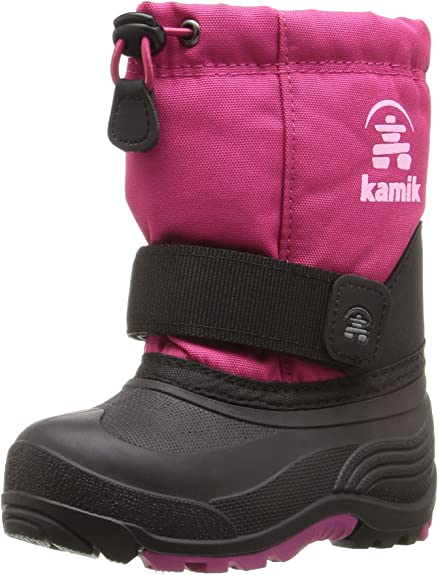 Kamik Rocket Cold Snow Boots for Toddlers