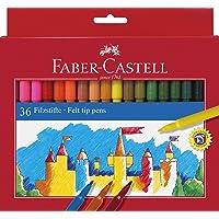 Faber-Castell Unicolor Keçeli, 36 Renk