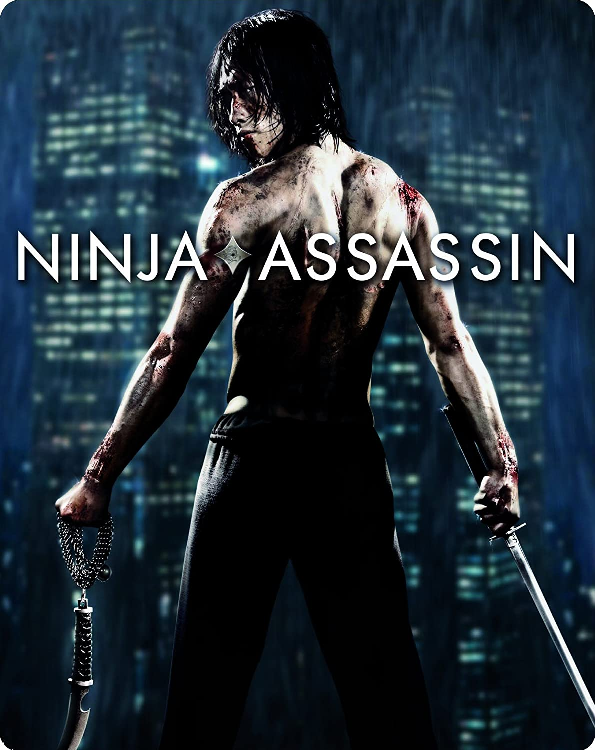 Amazon.com: Ninja Assassin Blu-ray SteelBook [ German Import ...