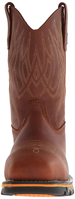 Timberland Pro Men's AG Boss Pull-On Alloy Square-Toe Work and Hunt Boot:  Amazon.co.uk: Shoes & Bags