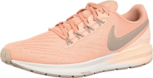 NIKE Air Zoom Structure 22, Zapatillas de Running para Mujer: Amazon.es: Zapatos y complementos