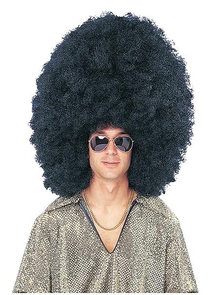 Amazon.com: Disfraz Cultura de los hombres super tamaño Afro ...