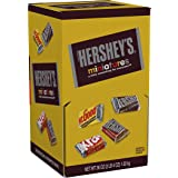 Hersheys Miniatures Assortment, 120 Count, Changemaker
