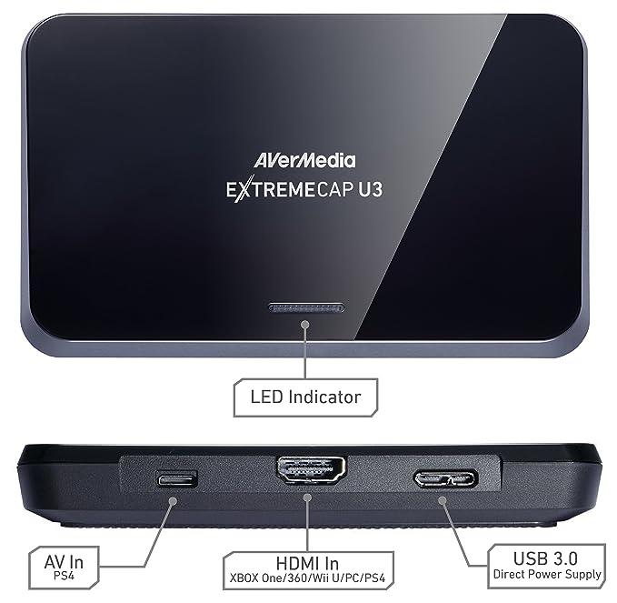 avermedia extremecap u3 cv710 drivers
