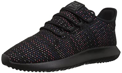 a69ed87ca1b8 adidas Originals Men s Tubular Shadow Ck Fashion Sneakers Running Shoe  Black Solar red Mystery