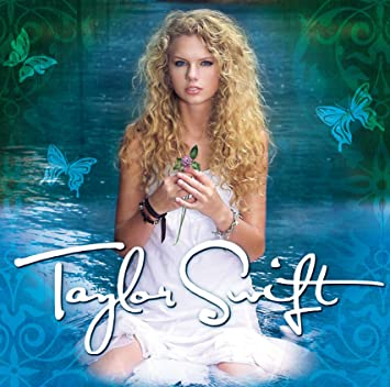 Taylor swift deluxe limited edition cd with 3d cover | big machine.