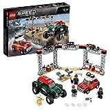 レゴ(LEGO) 1967 ミニクーパー S ラリーと 2018 ミニ・ジョン・クーパー・ワークス・バギー 75894