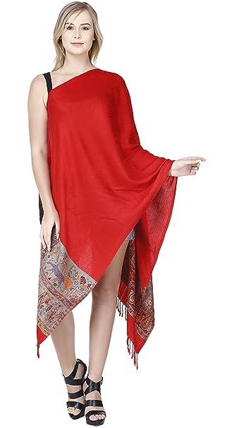 SKAVIJ Womens Scarfs Cashmere Viscose Animal Print Chal Abrigo para el Vestido de Noche
