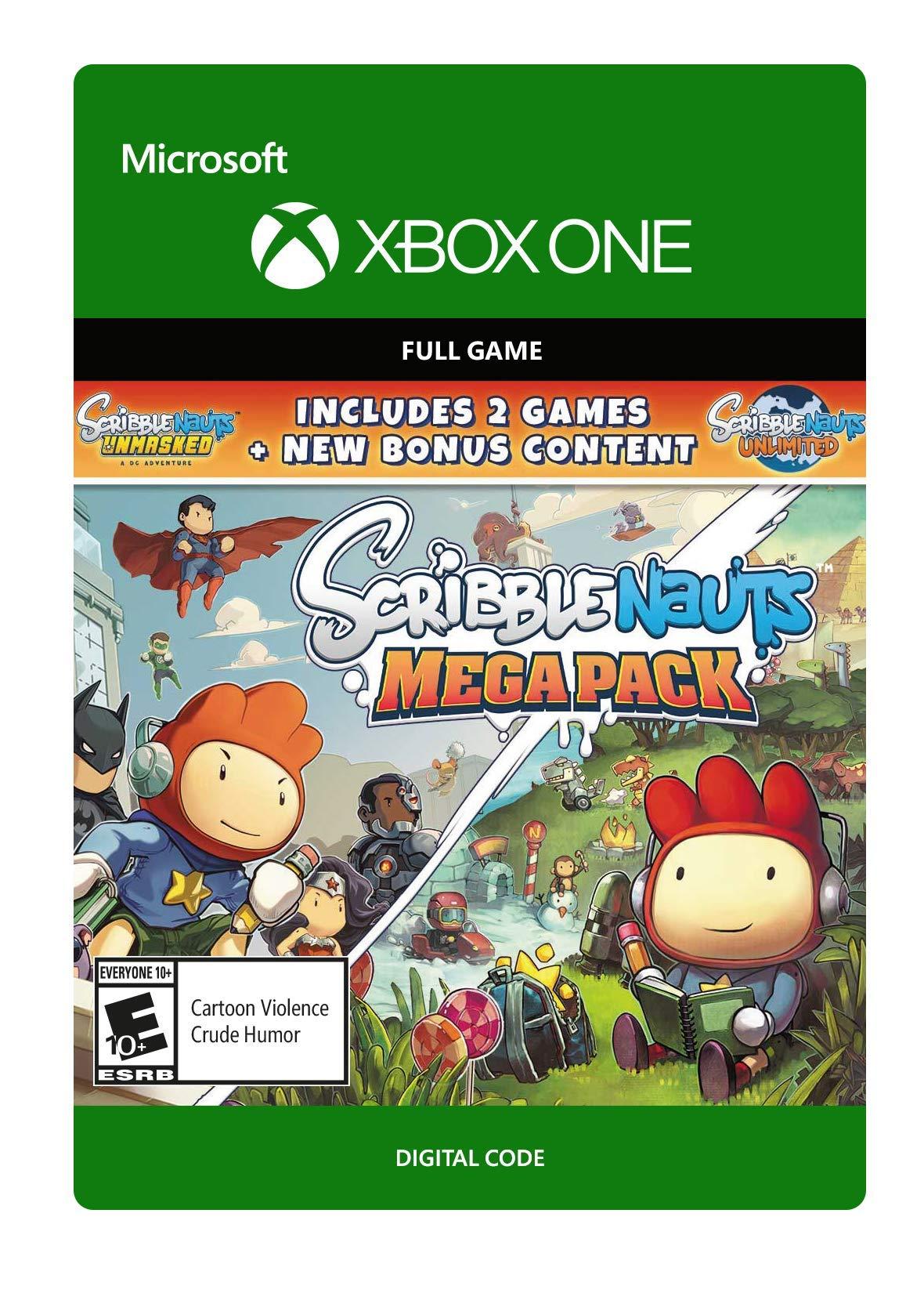 Scribblenauts Mega Pack - Xbox One [Digital Code]