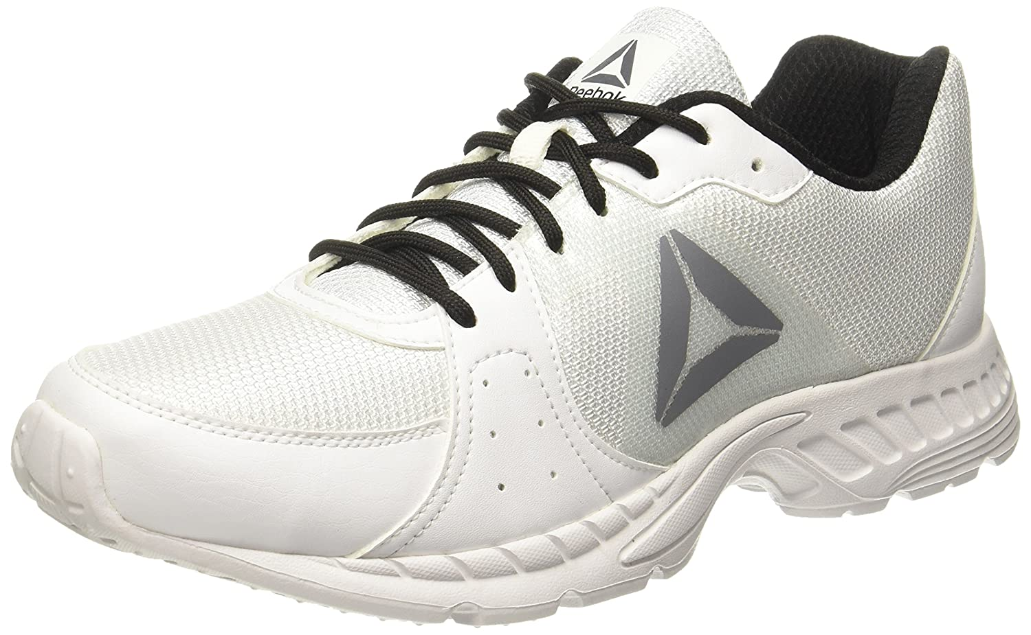 Top Speed Xtreme Wht/Blk Running Shoes