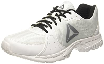 84b09412dd6 Reebok Men s Top Speed Xtreme Wht Blk Running Shoes - 9 UK India (43 ...