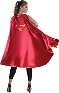Rubieu0027s Costume Co Womenu0027s DC Superheroes Deluxe Supergirl Cape  sc 1 st  Amazon.com & Amazon.com: DC Comics Deluxe Supergirl Costume Red/Blue Medium ...