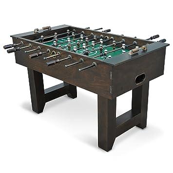 Amazoncom EastPoint Sports Hunter Foosball Table Sports Outdoors - Easton foosball table