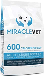 Miracle Vet High-Calorie Dog Food