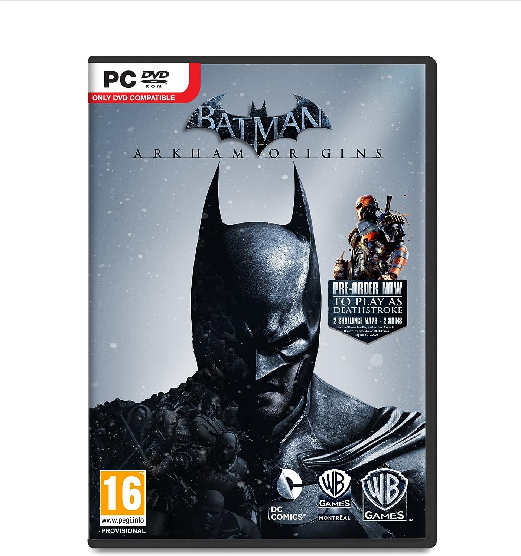Warner Bros Batman: Arkham Origins, PC - Juego (PC): Amazon.es: Videojuegos