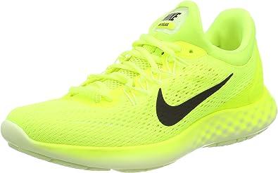 Nike Lunar Skyelux, Zapatillas de Trail Running para Hombre, Amarillo (Volt/Black-Barely Volt), 43 EU: Amazon.es: Zapatos y complementos