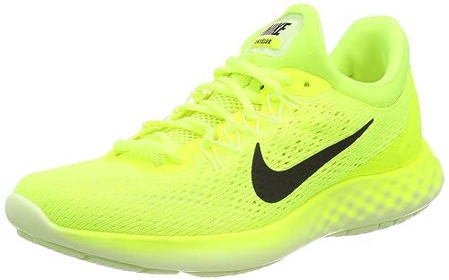 Nike Lunar amarillo