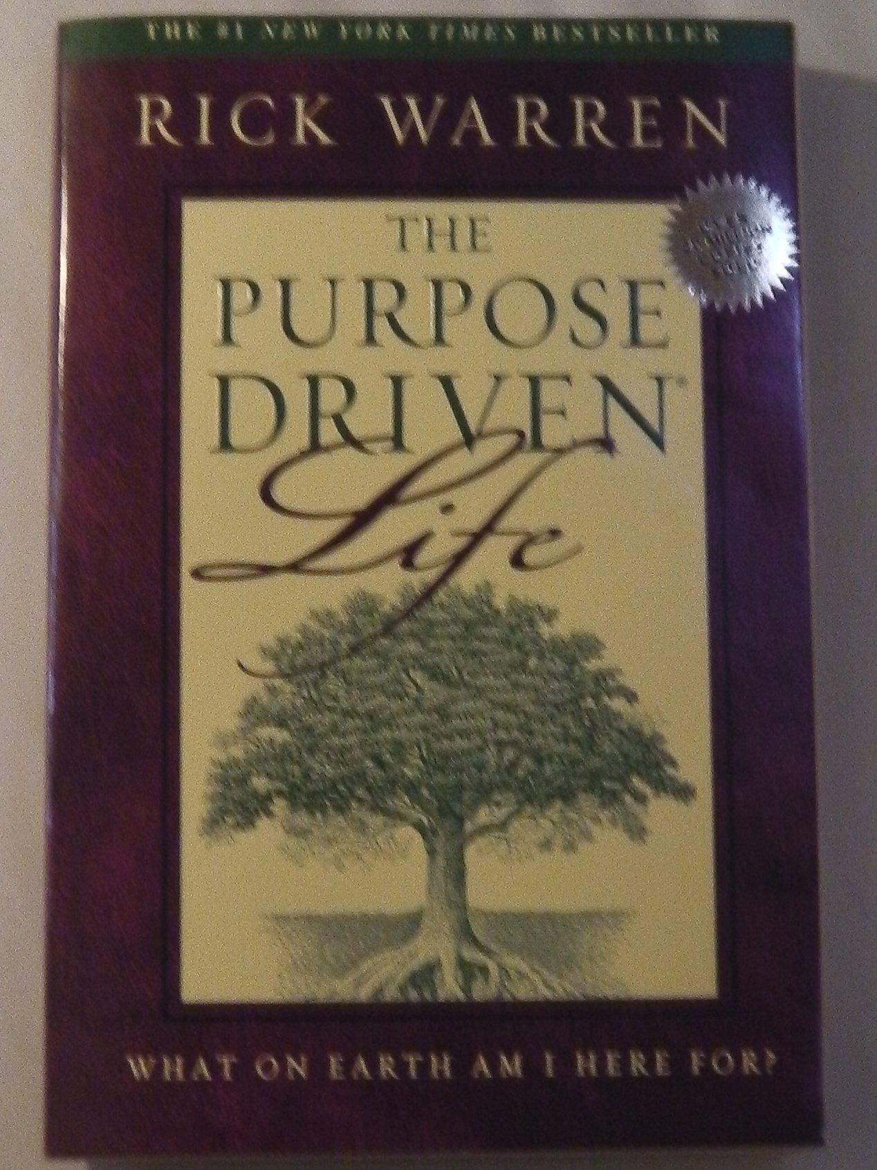 Purpose-Driven(R) Life Frinton Church Edition Pdf Ebook ISBN