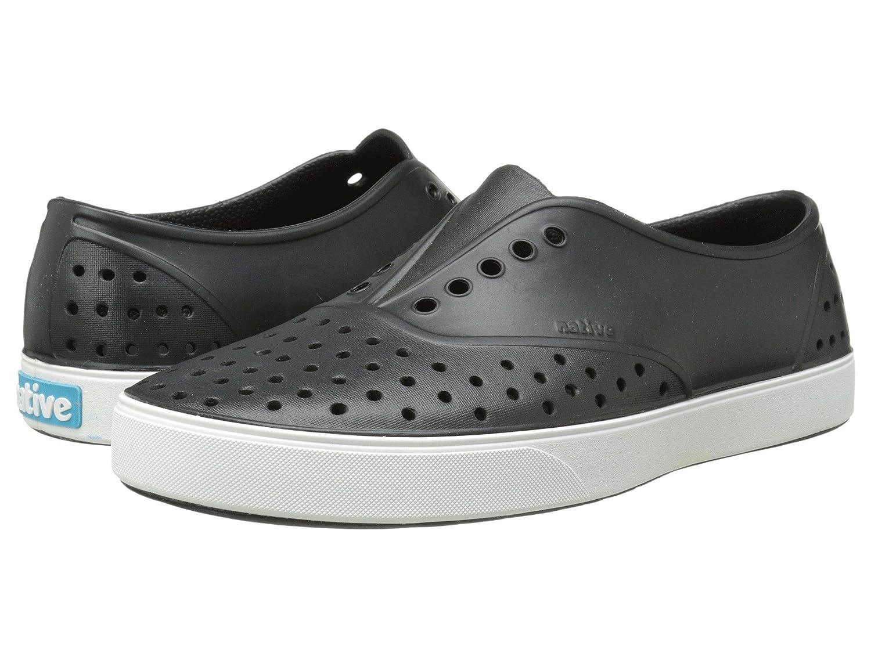 native Miller Water Shoe B01LZTAWEO 9 B(M) US Women / 7 D(M) US Men Jiffy Black/Shell White.