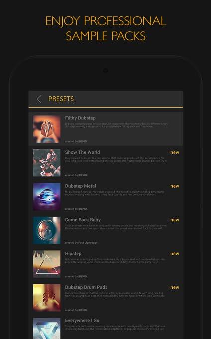 Скачать приложение дабстеп на планшет музыка диджей программы скачать бесплатно