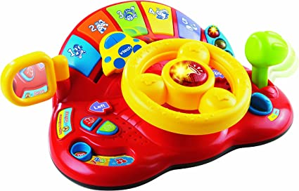 Amazon.com: VTech aprender y descubrir Conductor: Toys & Games