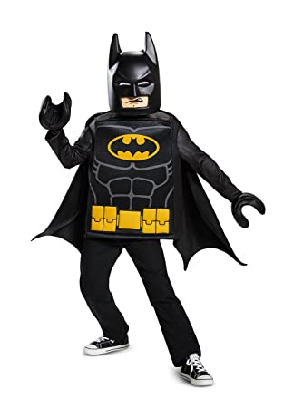 LEGO Batman Classic Costume - 4-6 Years  sc 1 st  Amazon UK & LEGO Batman Classic Costume - 4-6 Years: Amazon.co.uk: Toys u0026 Games