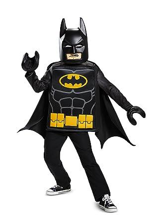 LEGO Batman Classic Costume - 7-8 Years: Amazon.co.uk: Toys & Games